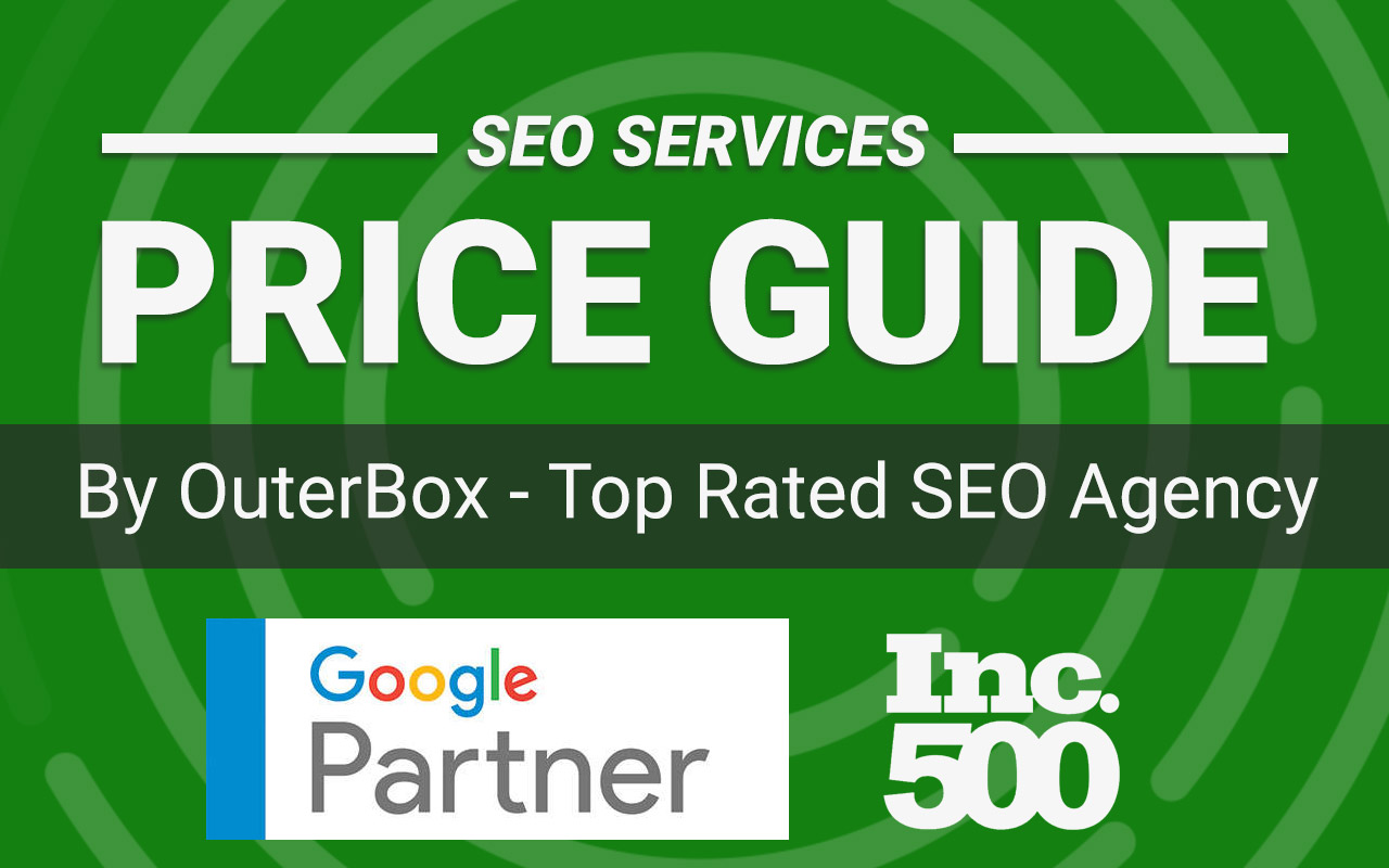 SEO Pricing: How Much Do SEO Services Cost? (REVISED 2019